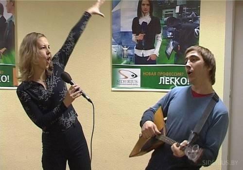 Курсы телеведущих в Минске