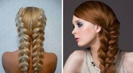 Плетение кос Пошаговое фото и инструкция для начинающих 81