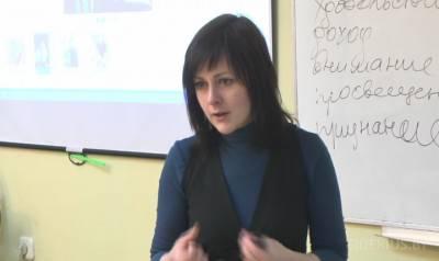 """Выпуск в Школе телеведущих """"Телефабрика"""""""