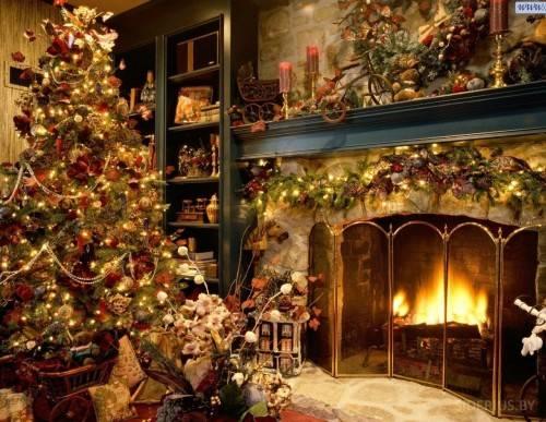 Как сделать новогоднюю ночь особенной: идеи для создания сказочного интерьера