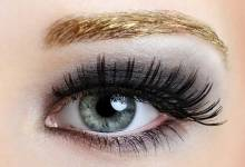Макияж для серых глаз (много фото)