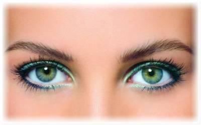 Макияж для зеленых глаз (много фото)