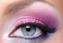 Макияж для голубых глаз (фото, советы, техника)