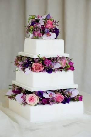 Топ-6 свадебных тортов от лучших кондитеров