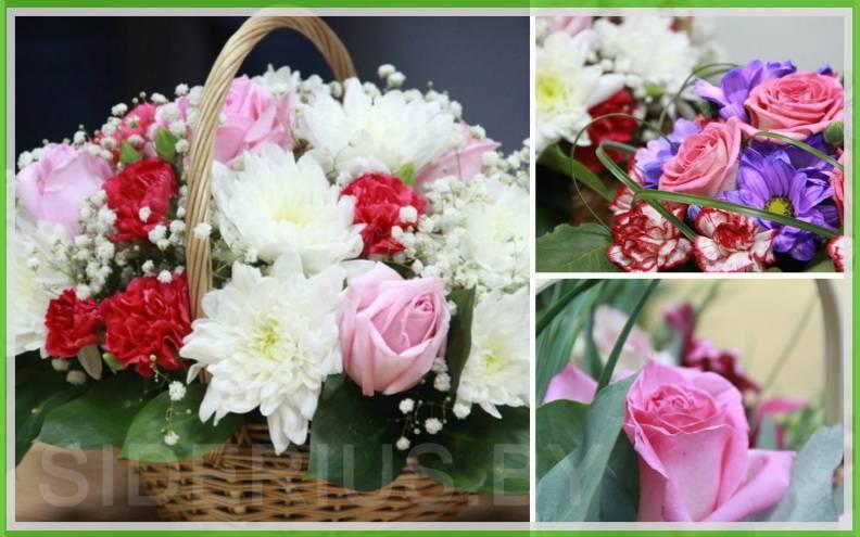 Обучение флористике в Минске